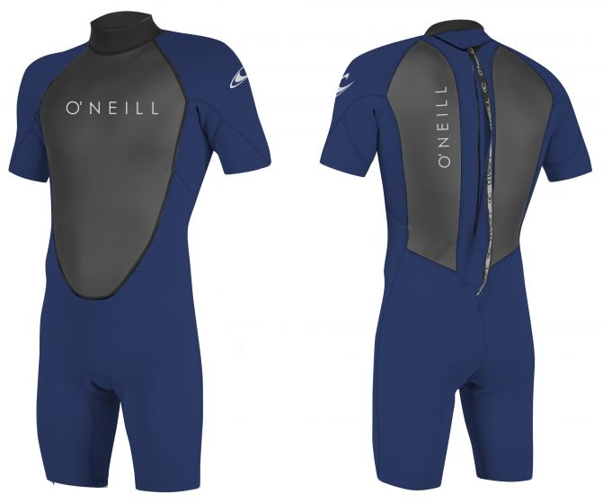 O'Neill Reactor 2 2mm Mens Shorty Summer Wetsuit 2018