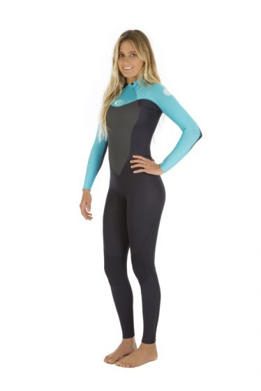 Rip Curl Omega Ladies FL 3/2mm Summer Wetsuit 2017