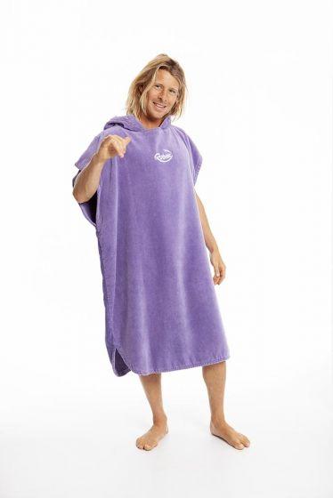 Robie Robes Original Junior Changing Towel in Grape