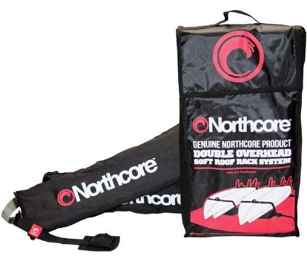 Northcore Double Car Soft Racks