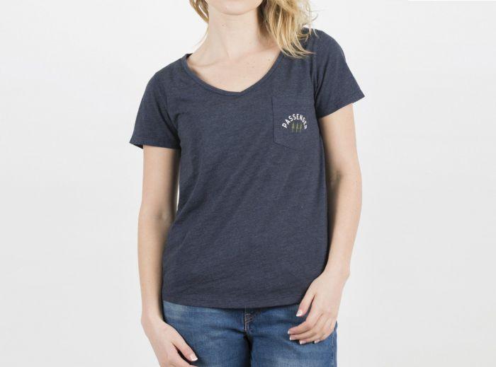 Passenger Acer Womens T-Shirt - Blue Nights