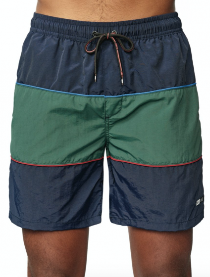 GLOBE BANDWIDTH POOLSHORTS MEN - NAVY