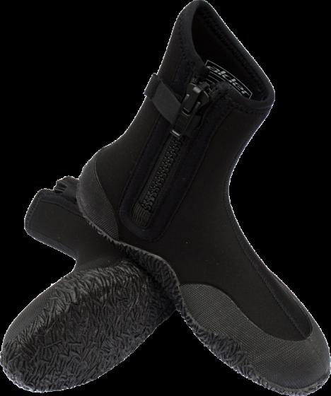 Alder Edge Junior 5mm Zip Up Wetsuit Boot