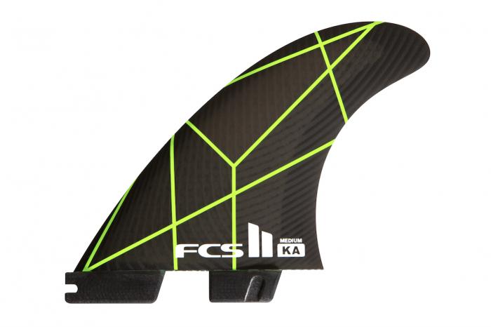FCS II Kolohe Andino PC Thruster Fins - Medium