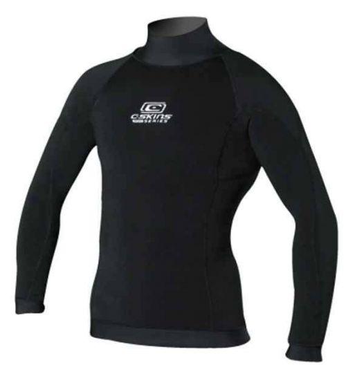 C-Skins Polypro HDi Long Sleeve Thermal Rash Vest - 2017