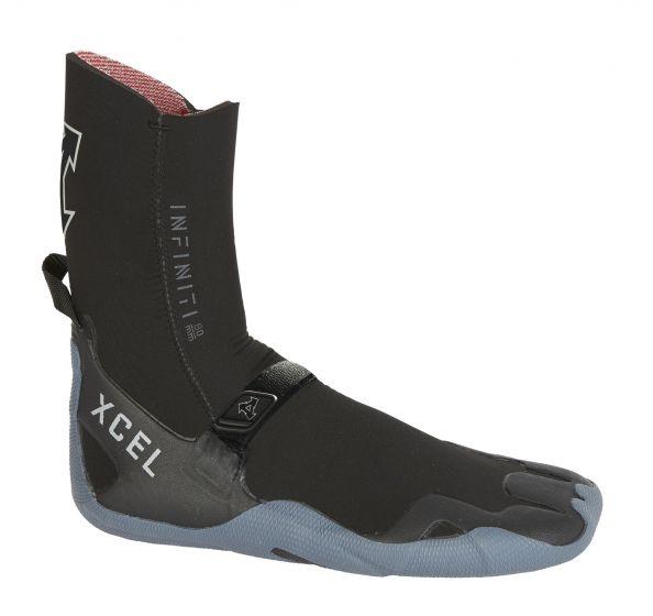 Xcel 8mm Infiniti Tek Round Toe Boots 2020