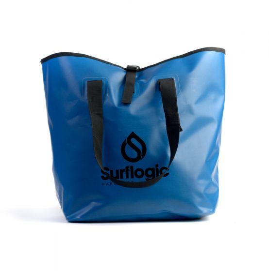 Surflogic Waterproof Dry-Bucket Bag 50L - Navy
