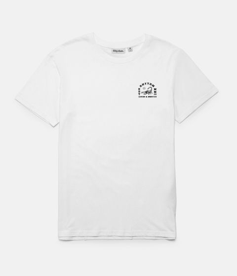 Central T Shirt - White