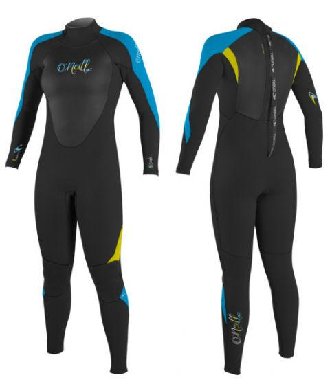 O'Neill Epic Girls 3/2mm Wetsuit 2016