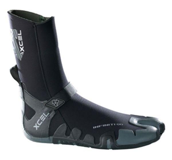 Xcel 5mm Split Toe Infiniti Tek Wetsuit Boots 2018