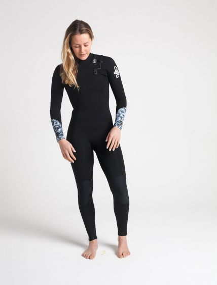 C Skins Solace Ladies Chest Zip 4/3mm Summer Wetsuit 2018
