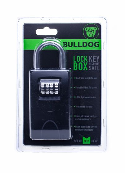 Bulldog Secure Key Lock Box