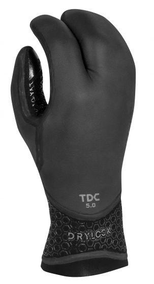 Xcel Drylock 5mm 3 Finger Wetsuit Glove 2019