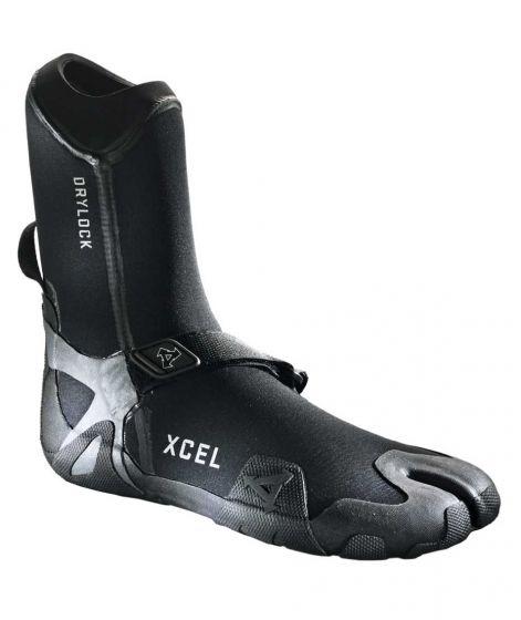 Xcel 5mm Drylock Split Toe Wetsuit Boots 2017