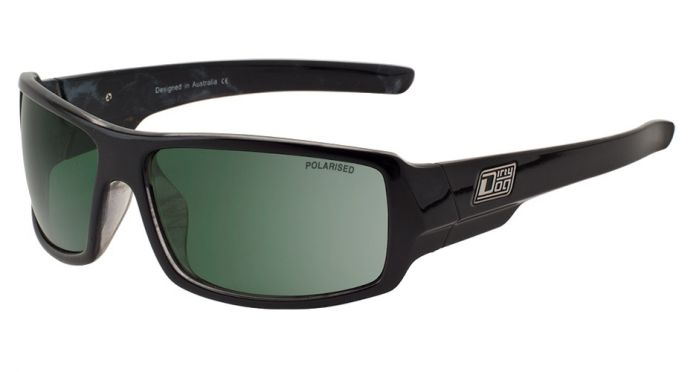 Dirty Dog Bubba Sunglasses - Black / Marble