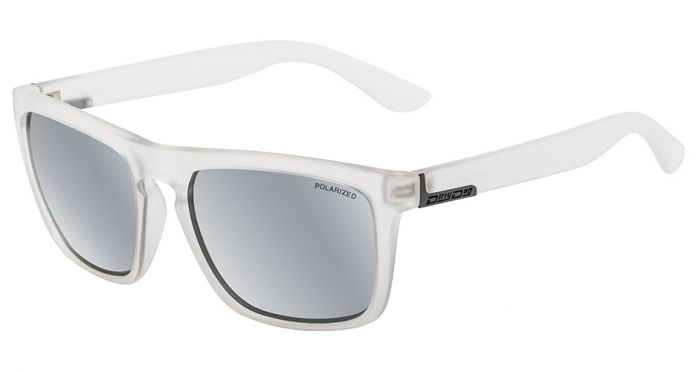 Dirty Dog Ranger Sunglasses - Crystal/Silver Mirror Polarised