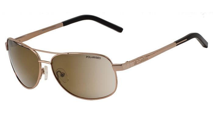 Dirty Dog Crofter Brown/ Gold Polarised Sunglasses
