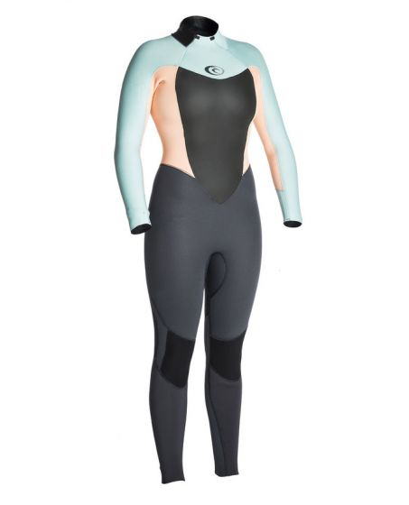 Rip Curl Omega Womens 4/3mm Spring/Summer Wetsuit