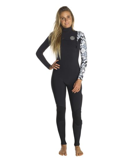 Rip Curl G Bomb 3/2mm Zip Free Wetsuit