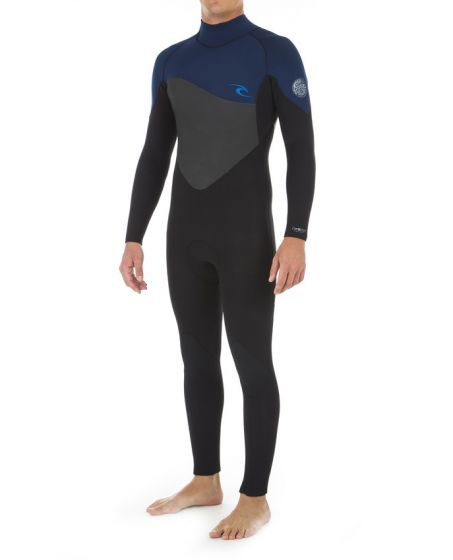 Rip Curl Omega 3/2mm GBS Back Zip Wetsuit