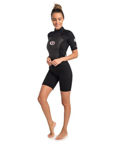 Rip Curl Omega 1.5mm Ladies Shorty Wetsuit 2019