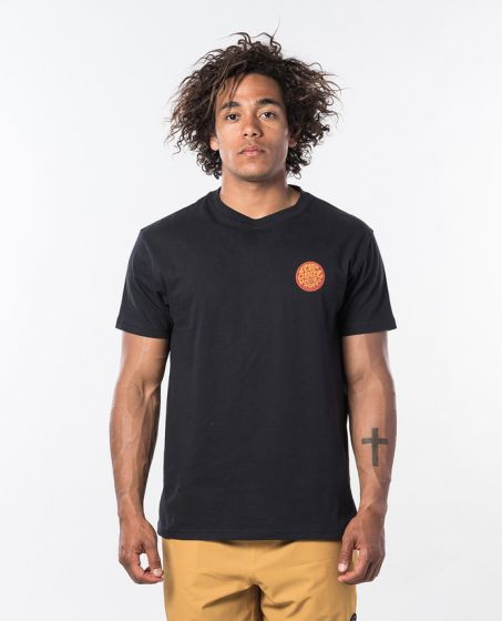 Rip Curl 'Passage' T-Shirt - 'Black'