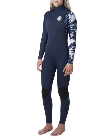 Rip Curl G Bomb 3/2 zip free wetsuit