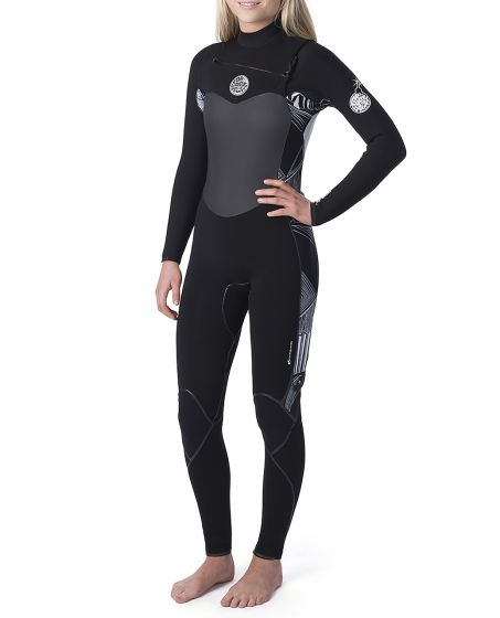 Rip Curl Flash Bomb 4/3  Womens Wetsuit