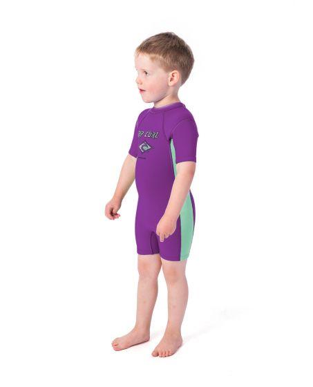 Groms Omega Short Sleeve Springsuit