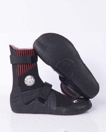 Rip Curl FlashBomb 5mm Hidden Split Toe Wetsuit Boot