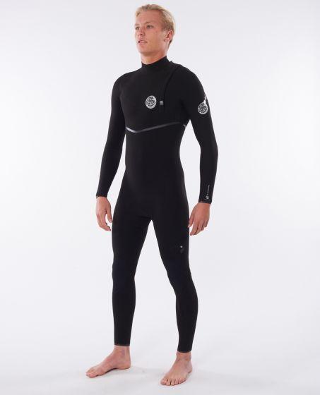 rip curl flash bomb 5/3 zip free wetsuit