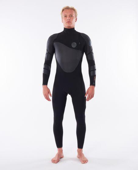Rip Curl Flashbomb Heatseeker 4/3mm Zip Free Mens Wetsuit 2021
