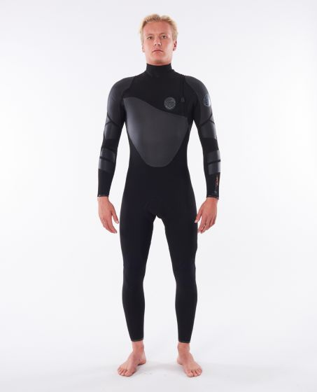 Rip Curl Flashbomb Heatseeker 5/3mm Zip Free Mens Wetsuit 2021