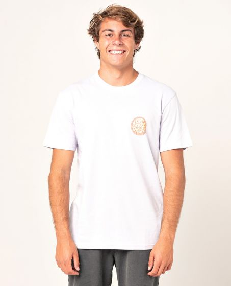Rip Curl 'Wetty Party' T-Shirt - 'Lavender'