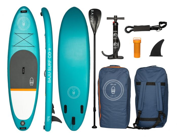 """Baju 10'6"""" Inflatable Stand Up Paddle Board"""