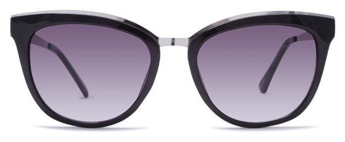Crush Eyes Marina Sunglasses - Black