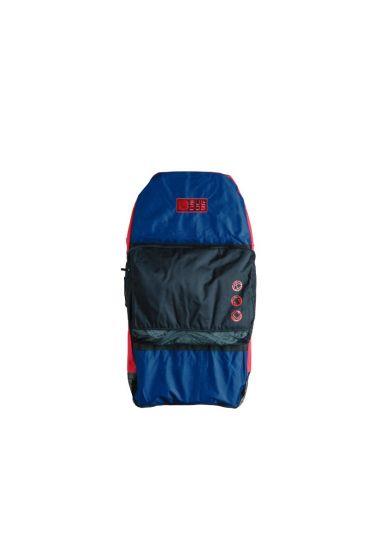 Bulldog Bodyboard Bag Triple 2021 - Navy/Red