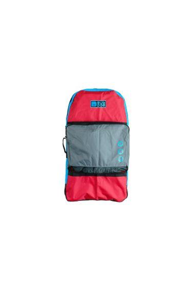 Bulldog Bodyboard Bag 2021 - Red