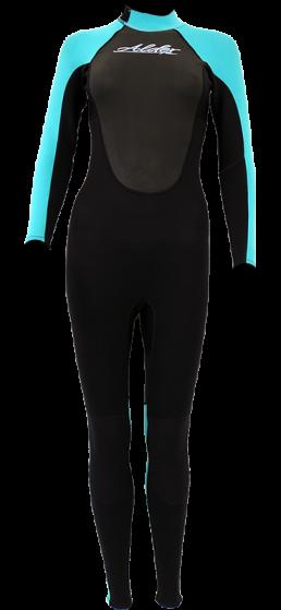 Alder Ladies 3mm Impact Summer Wetsuit 2017