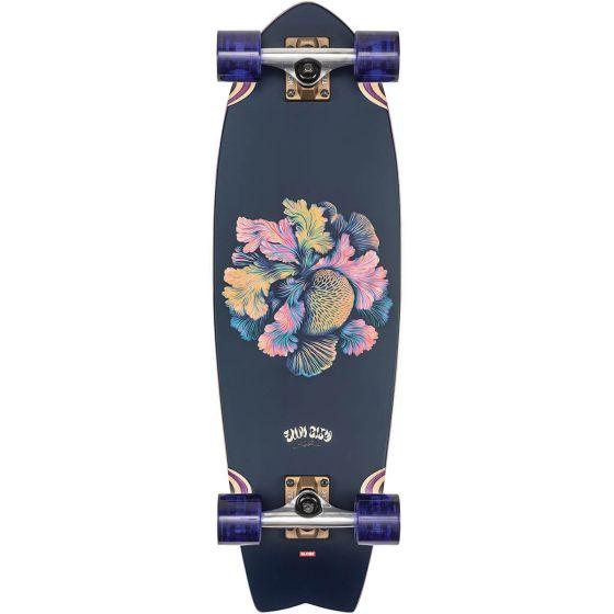 "Globe Sun City 30"" Skateboard - Coral Unity"