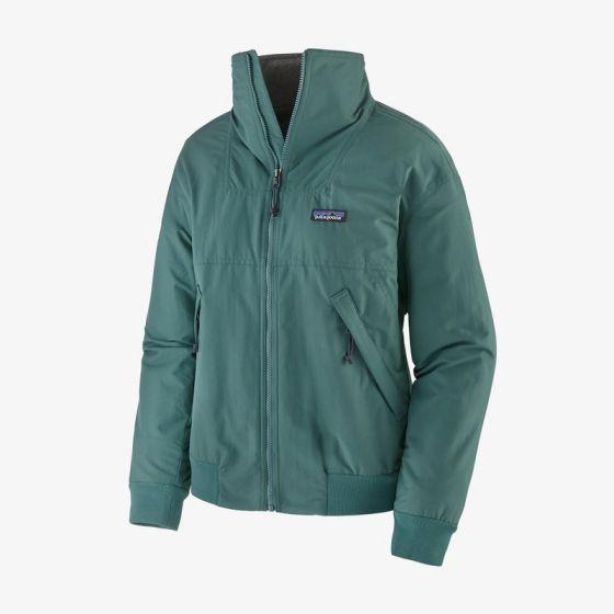 Patagonia Women's Shelled Synchilla Jacket - Regen Green