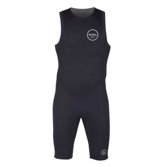 Xcel Axis 2mm Short John Shorty Wetsuit 2019 - Small