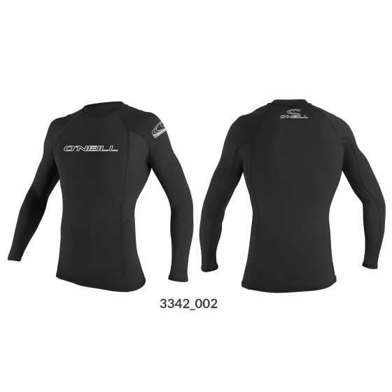 O'Neill Basics Long Sleeve Rash Vest