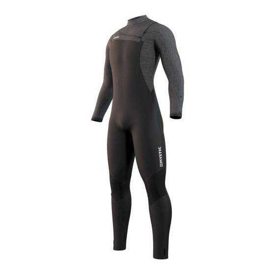 Mystic Majestic 3/2mm Mens Summer Wetsuit  2020 - Black - Front