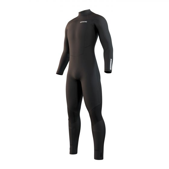 Mystic Marshall 5/3mm Back Zip Mens Wetsuit 2021 - Black