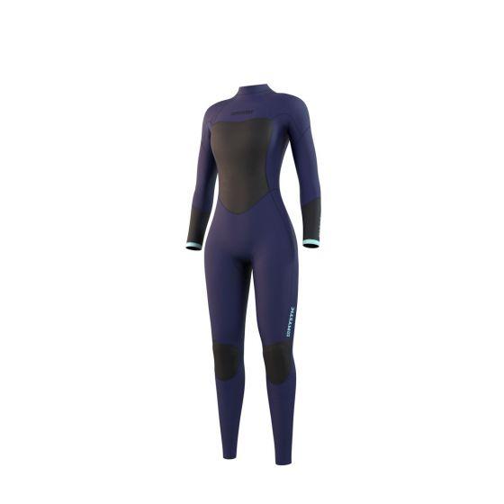 Women's Mystic Star 3/2mm Back Zip Wetsuit