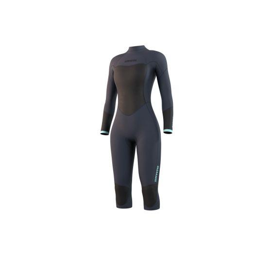 Mystic Brand 3/2mm Long Arm Short Leg Womens Wetsuit 2021