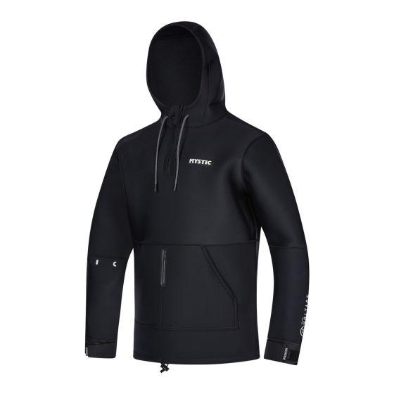 Mystic Voltage Sweat 4mm Wetsuit Jacket 2021 - Black