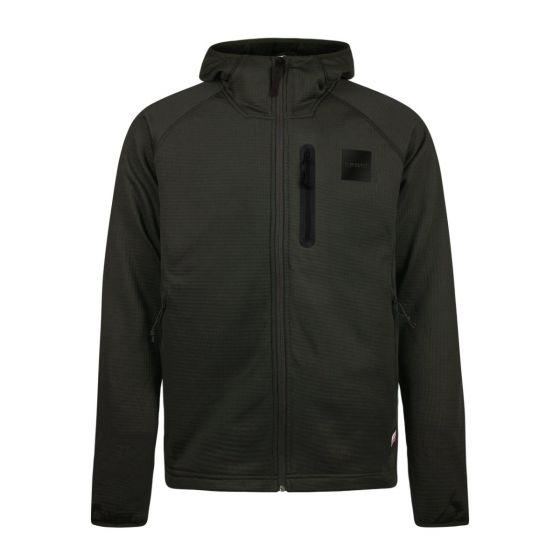 Mystic Icon Sports Sweat Jacket - Brave Green