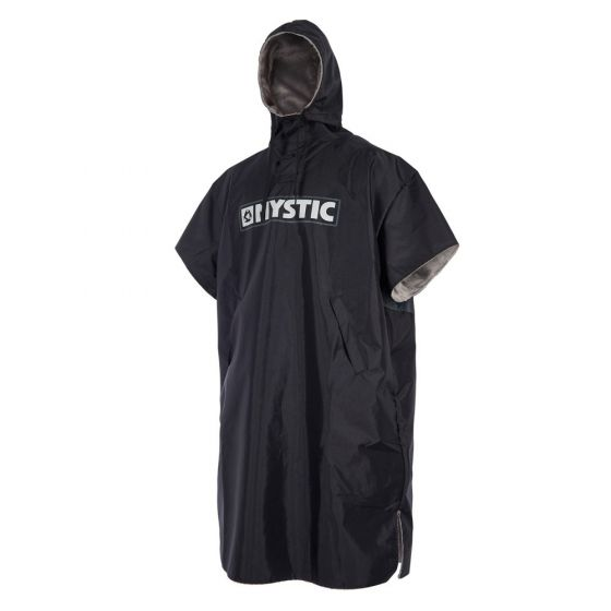 mystic deluxe short sleeve changing robe